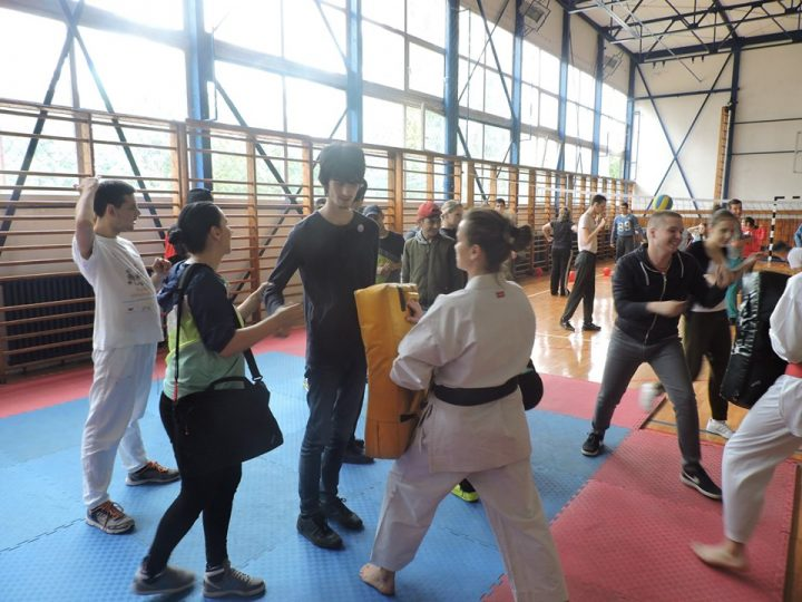 sportski dan Srednja zanatska škola